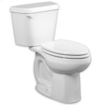 "American StandardWhite Colony Right Height Elongated 12"" Rough- In 1.6 gpf Toilet"