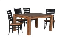 Block Leg Table
