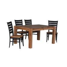 Block Leg Table