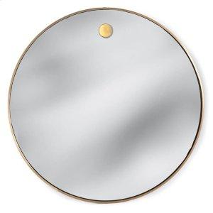 Regina AndrewHanging Circular Mirror (brass)