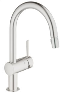 Minta Single-Handle Kitchen Faucet