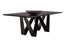 Valo Dining Table - Brown