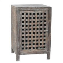 Rustic Side Cabinet
