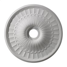 Hillspire Medallion 24 Inch in White Finish