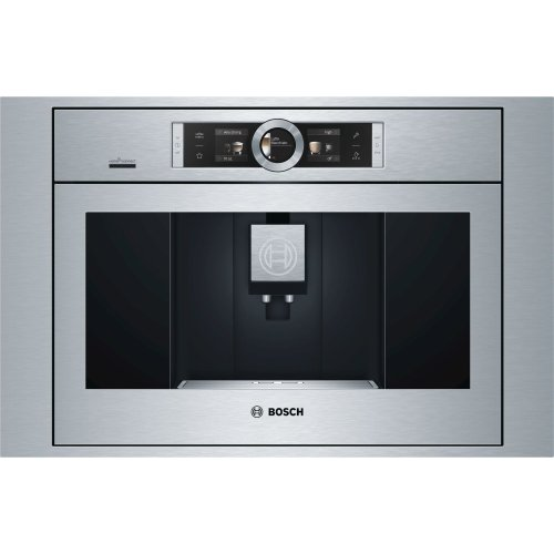 "Bosch 30"" Stainless Steel Coffee Trim"