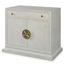 Soleil Night Stand - Ivory