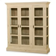 Ashton 3 Door Display Cabinet Product Image