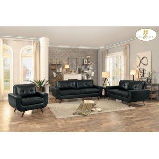 Deryn Chair Black