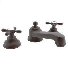 Weathered Copper - Living Widespread Lavatory Faucet