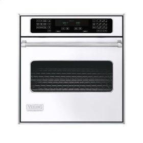 """White 27"""" Single Electric Touch Control Select Oven - VESO (27"""" Wide Single Electric Touch Control Select Oven)"""