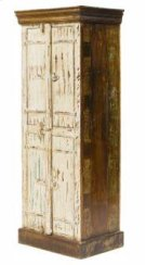 White Painted Bathroom Cabinet Product Image
