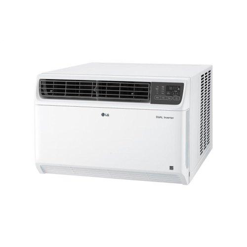 18,000 BTU DUAL Inverter Smart wi-fi Enabled Window Air Conditioner