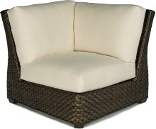 Leeward Square Corner Lounge Chair