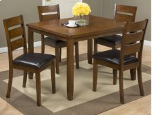Plantation 5 Pack (Dining Table w/ 4 Chairs)