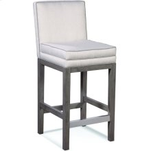 Upholstered Counter Stool