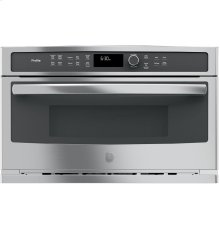 GE Profile™ Series Built-In Microwave/Convection Oven