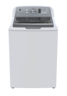 GE 5.3(IEC) cu. ft. stainless steel capacity washer