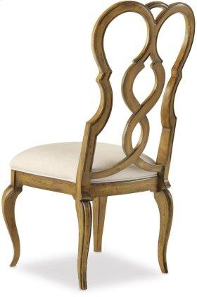 Auberose Upholstered Splatback Side Chair
