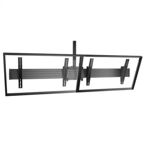 Chief ManufacturingFUSION Large Ceiling Mounted 2 x 1 Menu Board
