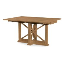 Drop Leaf Console Table - Nutmeg