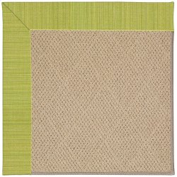 Creative Concepts-Cane Wicker Vierra Kiwi Machine Tufted Rugs