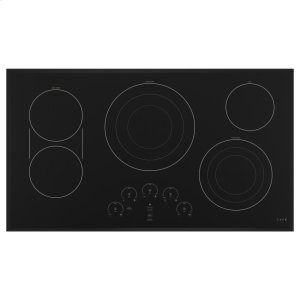 "Cafe AppliancesCaf(eback) 36"" Touch-Control Electric Cooktop"
