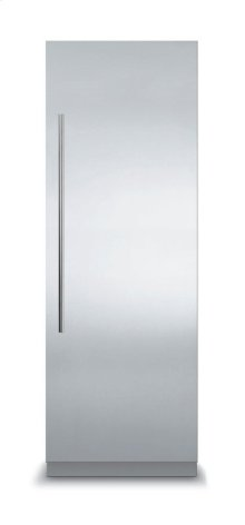24 Virtuoso Fully Integrated All Freezer with 6 Series Panel, Right Hinge/Left Handle
