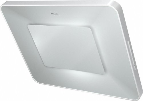 DA 6996 W Pearl Wall ventilation hood with dimmable ambient lighting for a unique lighting mood in your kitchen.