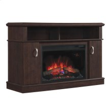 Dwell TV Stand with Electric Fireplace