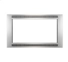 Frigidaire Black/Stainless 30'' Microwave Trim Kit Product Image