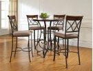5-Pc. Hamilton Pub Table Set with 4 Bar Stools - (1) 697-404 + (4) 697-432 Product Image
