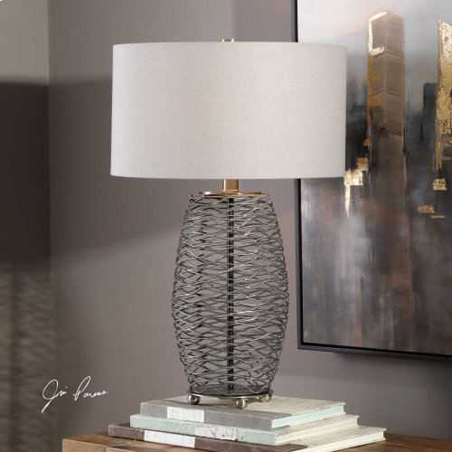 Sinuous Table Lamp