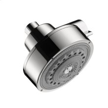 Chrome Citterio 3-Jet Showerhead