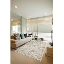 Graphic Illusions Gil01 Gycam Rectangle Rug 7'9'' X 10'10''