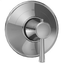 Silas™ Thermostatic Mixing Valve Trim - Polished Chrome Finish