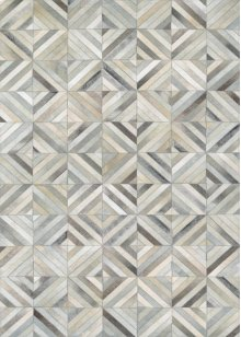 0395/9276 Blocks / Ivory Area Rugs