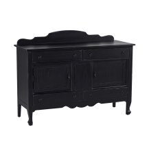 Bench Silhouette Sideboard