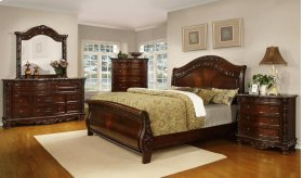Patterson Sleigh Bed
