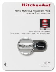 Tilt-Head Stand Mixer Attachment Hub Accessory Pack - Other