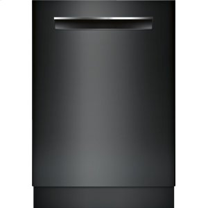 Bosch500 Series Dishwasher 24'' Black SHP865ZD6N
