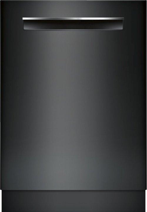800 DLX Pckt Hndl, 6/6 cycles, 42 dBA, Flex 3rd Rck, UR glide, Touch Cntrls, InfoLight - BL