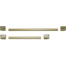 Metal handle kit Gold