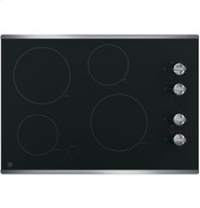 "30"" Built-In CleanDesign Electric Cooktop"