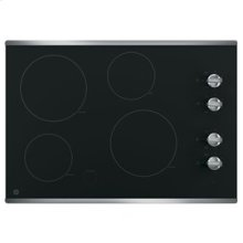 """30"""" Built-In CleanDesign Electric Cooktop"""