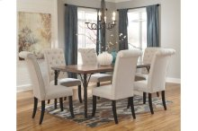 RED HOT BUY- BE HAPPY! Rectangular Dining Room Table