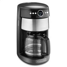 KitchenAid® 14 Cup Coffee Maker - Liquid Graphite