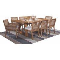 Bellport Live Edge Dining Room Set Product Image