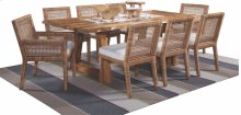 Bellport Live Edge Dining Room Set