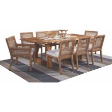 Bellport Live Edge Dining Room Set