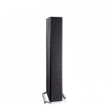 """High-Performance Tower Speaker with Integrated 8"""" Powered Subwoofer (SINGLE)"""